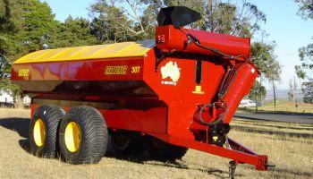 Grain Handling & Farm Machinery